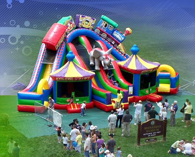 The Advantages of Renting Bounce Houses in St. Louis