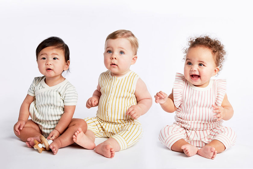 Why Organic Clothes are Better for Babies